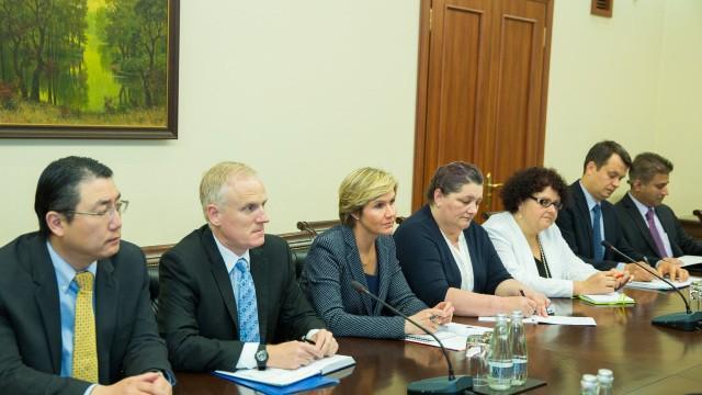 Anna Akhalkatsi este noua șefă a Oficiului Băncii Mondiale în Republica Moldova