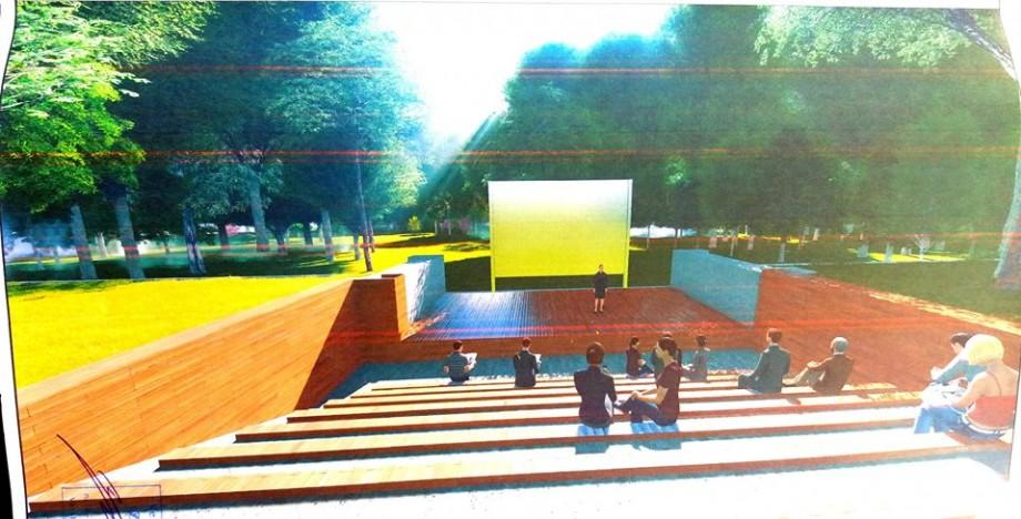 (foto) Cum arată cinematograful de la Buiucani după o săptămână de la începerea lucrărilor de restaurare