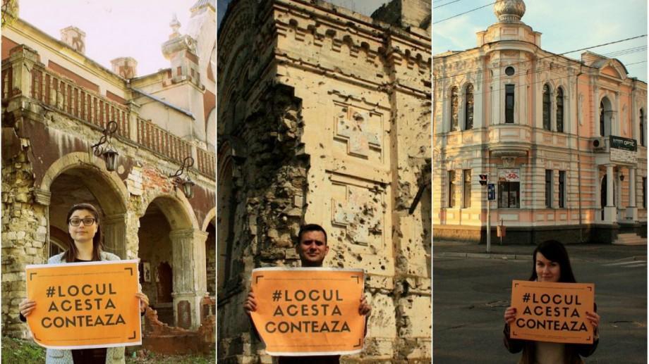 (foto) Ce locuri din Moldova contează pentru tinerii din ziua de azi