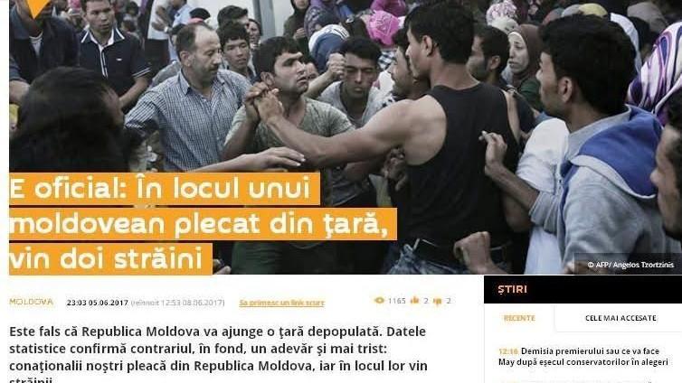 STOP FALS: Date oficiale şi speculaţii jurnalistice
