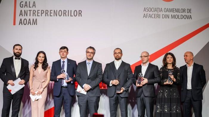 Asociația Oamenilor de Afaceri din Moldova anunță deschiderea concursului de granturi pentru tinerii antreprenori