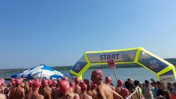 (video) Vino la cursa de înot în aer liber în lacul de la Ghidighici – Sea Mile. Află care sunt distanțele traseelor
