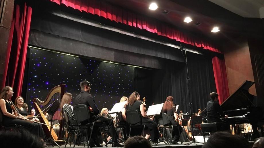 (foto) Cum s-a desfășurat ultima noapte pianistică a anului 2017 la Chișinău