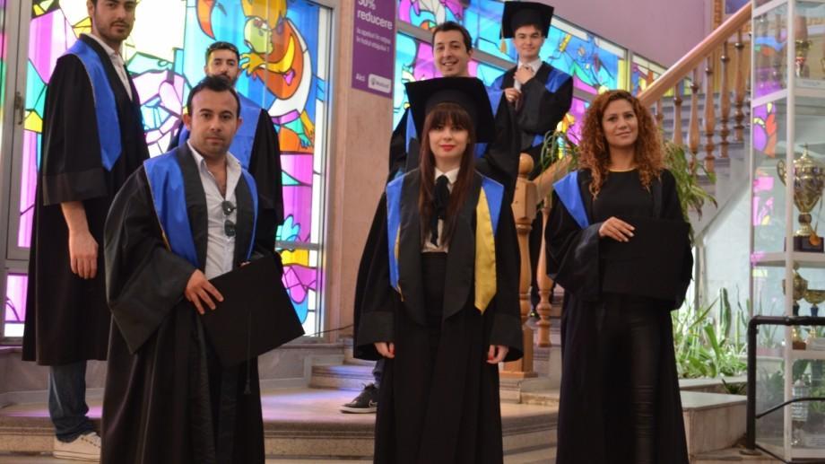 """(foto, video) De ce aleg studenții internaționali să își facă studiile în Moldova: """"Viața e mai ieftină și studiile nu sunt privilegiate. Sigur că mă voi întoarce acasă"""""""