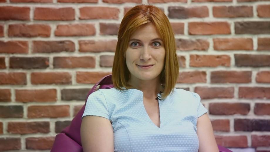 """(video) Aleg Cariera IT. Anastasia Șerșun, Software Developer: """"Cel mai mult mă inspiră în domeniul IT faptul că mă simt creator"""""""