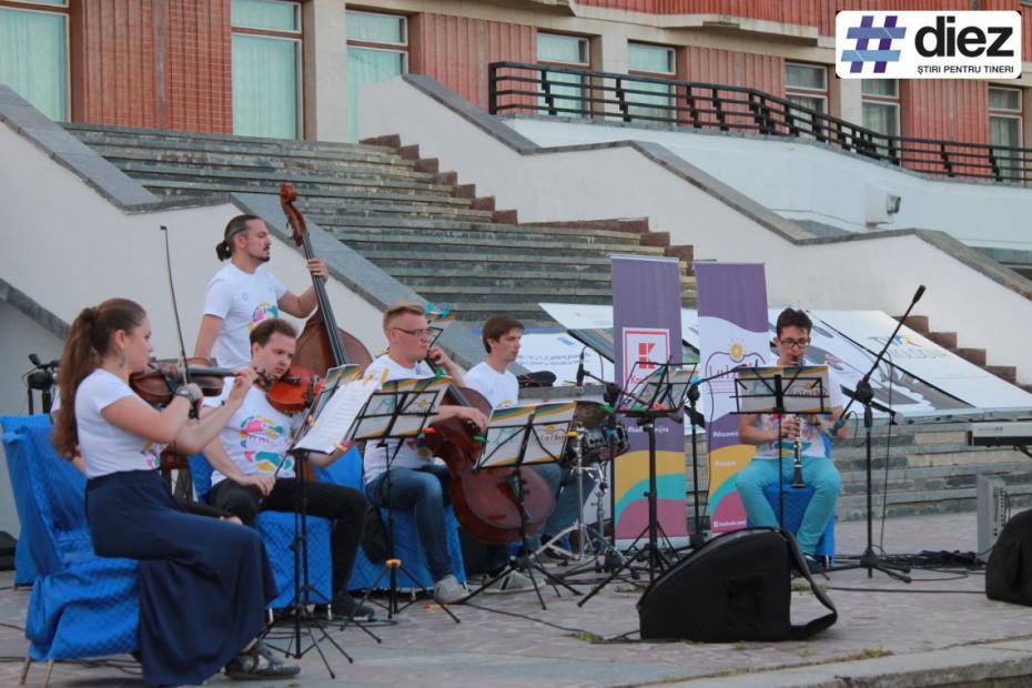 (foto) La La Play în imagini. Cum s-a desfășurat concertul din Capitala Nordului – Bălți