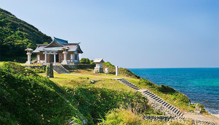 Okinoshima-Japanese-Island