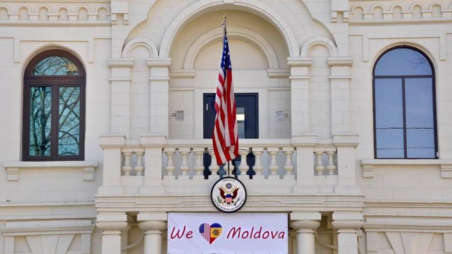 Ambasada SUA:  Moldova trebuie să-și consolideze securitatea informațională