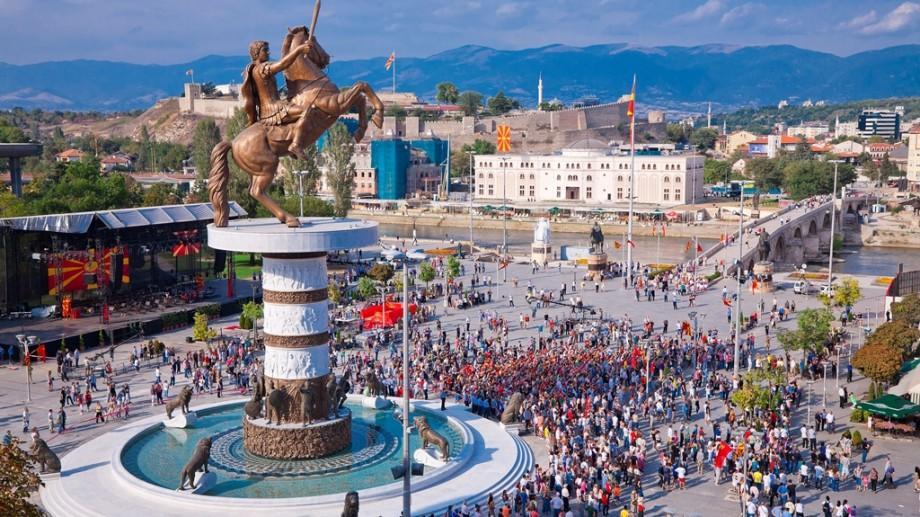 Dacă ești student la arte sau design, creează un poster și ai oportunitatea să călătorești gratuit în Macedonia