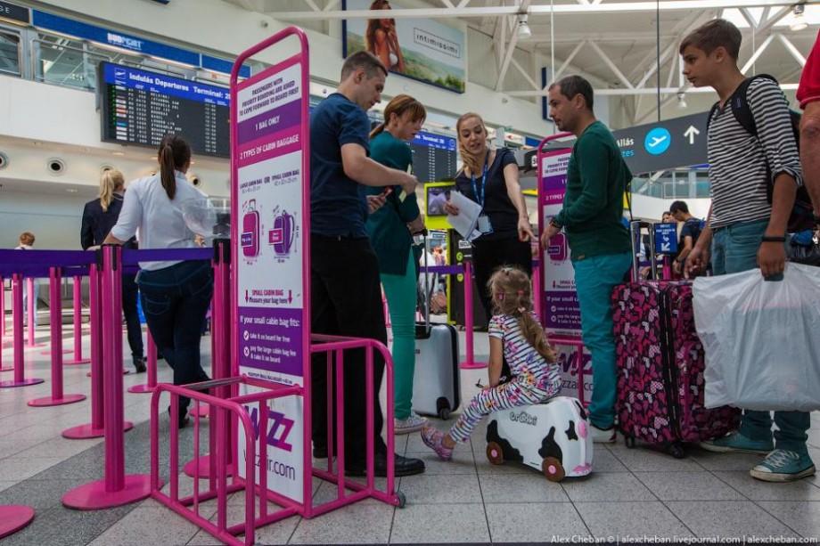 Wizz Air Va Permite Călătorilor Să Ia La Bord Bagaje De Mână Mai