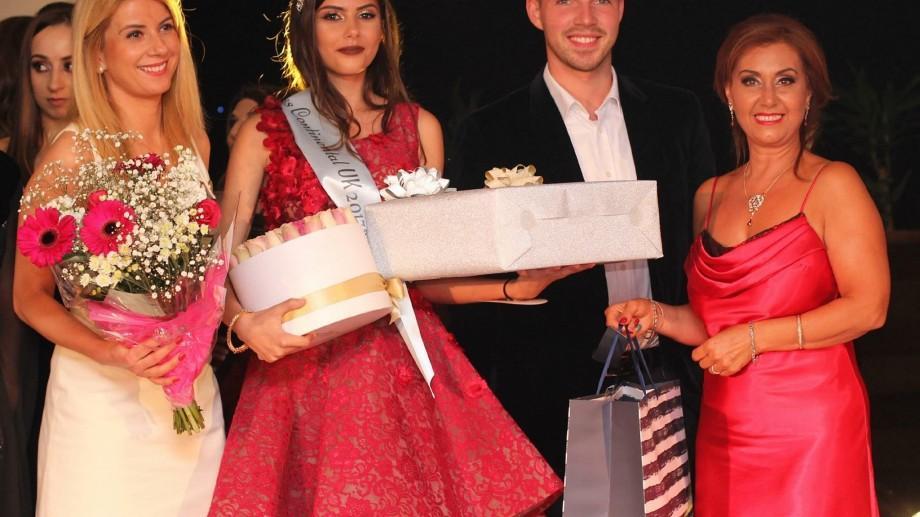 (foto) O tânără din Moldova este câștigătoarea Miss Continental UK. Competiția este organizată de o altă tânără moldoveancă