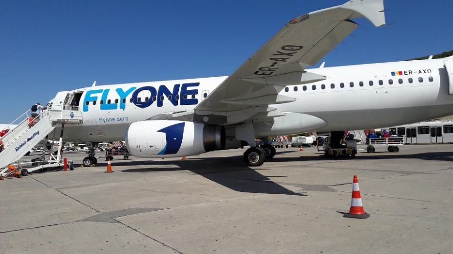 Compania Fly One anunță că suspendă zborurile de vineri pe cursa charter Chișinău – Heraklion
