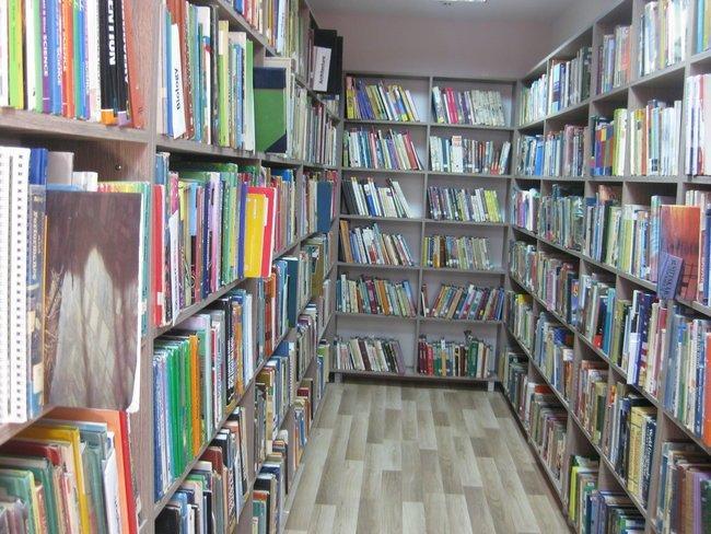 Biblioteca pentru Copii din Chișinău. FOTO: Natalia Munteanu