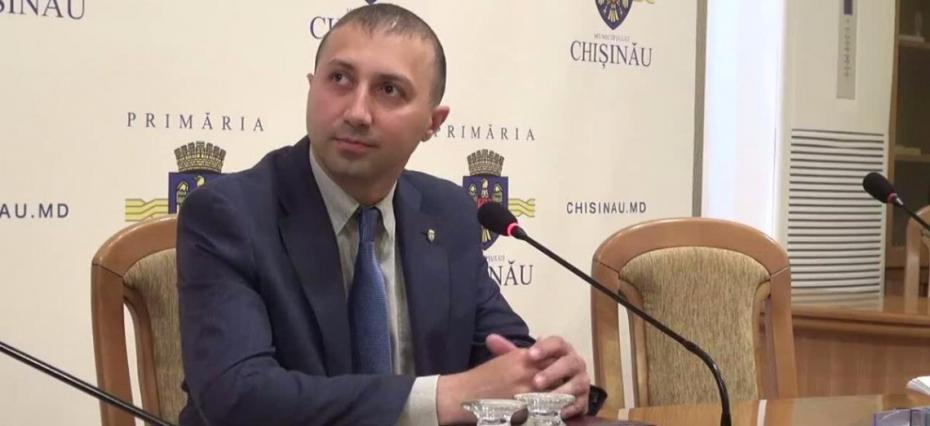 Igor Gamreţki, suspendat din funcţia de şef al Direcţiei transport public şi căi de comunicaţie