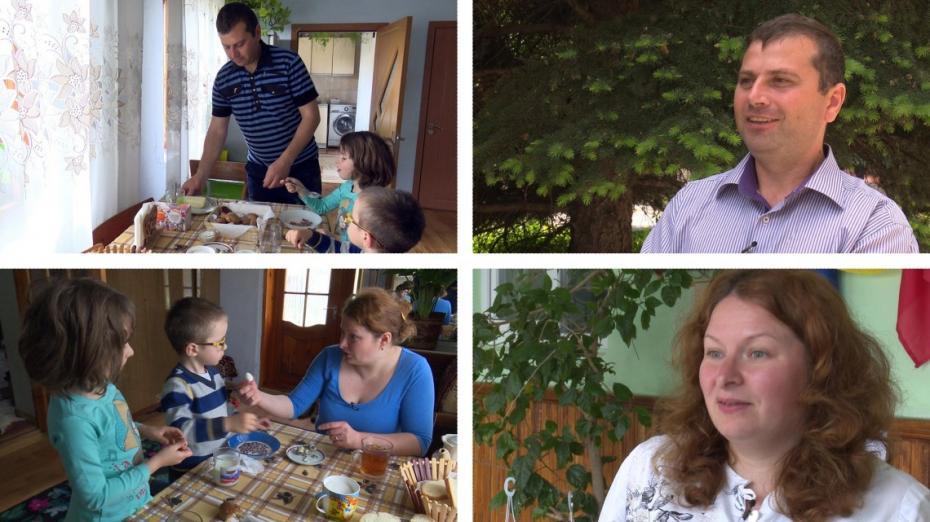 """(video) """"Împărțit la doi"""": Cum găsim mijlocul de aur între familie și carieră?"""