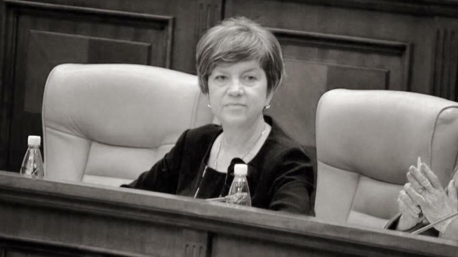Irina Mizdrenco – deputata din fracțiunea socialiștilor din Parlament s-a stins din viață