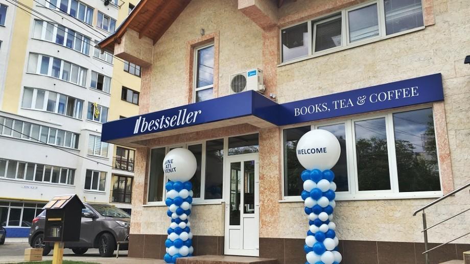 Librăria Bestseller are lichidări de stoc cu reduceri de 70% la peste 1000 de titluri de carte