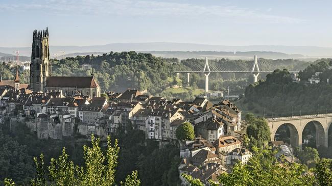Primește o bursă lunară în sumă de 270 euro și explorează Elveția în cadrul unui program de voluntariat