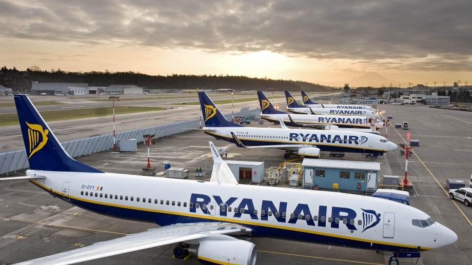 Ryanair renunță la planul de a opera zboruri în Ucraina. Cei care și-au cumpărat bilete vor fi recompensați