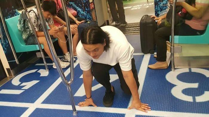 (foto) Metrourile Taiwaneze își schimbă aspectul și devin terenuri de sport