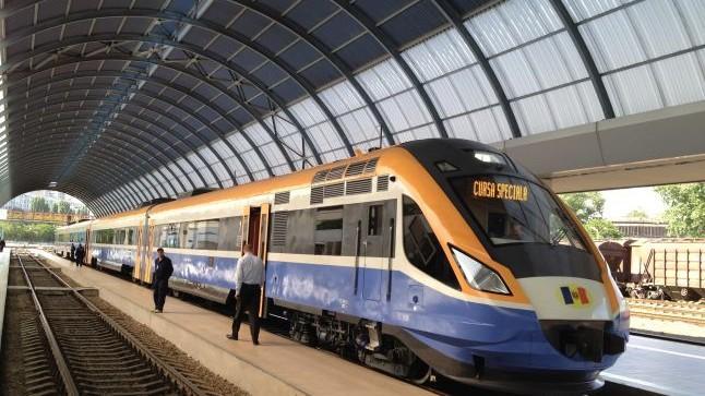 Din toamnă, vom putea ajunge la Odesa mai rapid cu trenul. Noua garnitură va fi echipată și cu aer condiționat