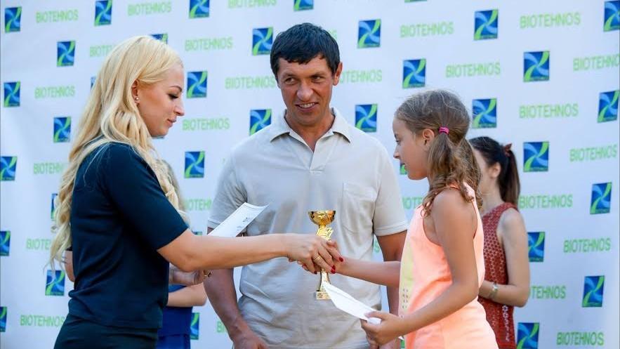 La Chișinău s-a încheiat Biotehnos Trophy 2017. Iată care sunt câștigătorii turneului de tenis