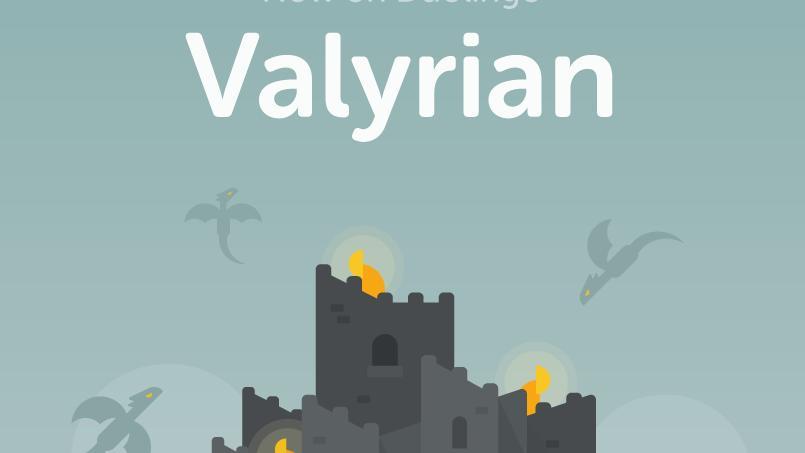 Acum puteți învăța online gratuit cea mai populară limbă din această vară – High Valyrian