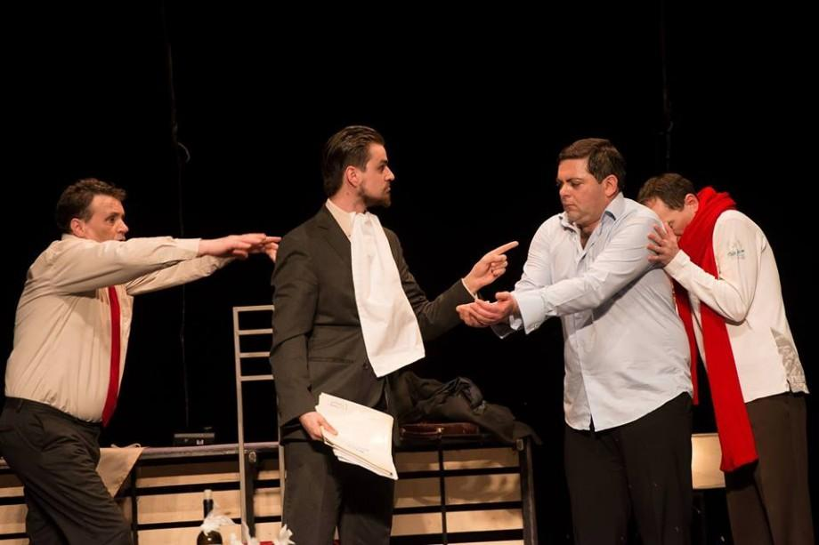 Trei comedii la care să mergi în acest weekend la Teatrul Eugene Ionesco