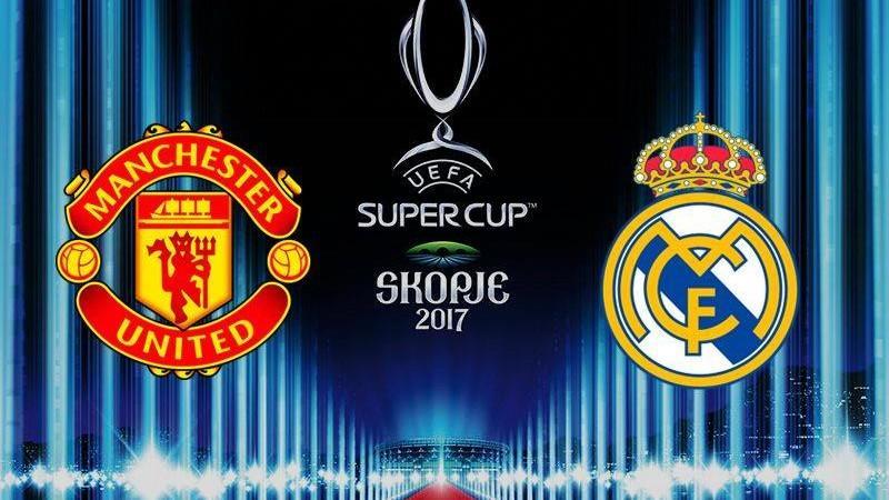 Super Cupa Europei: Real Madrid vs Manchester United. Iată câteva localuri unde poți viziona meciul de astăzi