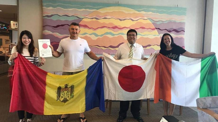 Cele 7 strâmtori ale lumii: Un sportiv moldovean a traversat înot 6. Ce își propune pentru următoarea sa cucerire