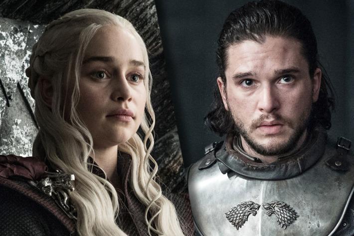 jon snow și daenerys datând în viața reală