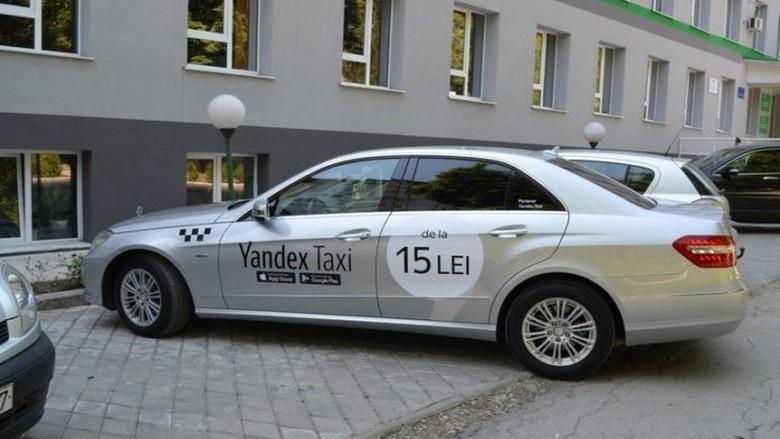 Timpuri grele pentru Yandex.Taxi la Chișinău. ANTA recomandă serviciile de taxi tradițional