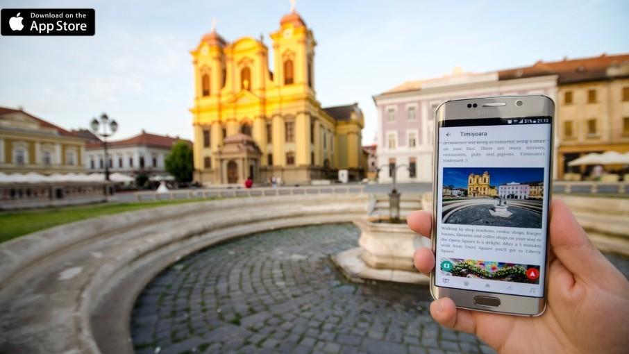 """Explorează cele mai ascunse locuri din România cu ajutorul aplicației """"Amazing Romania – Ghidul Turistic de Aventură"""""""