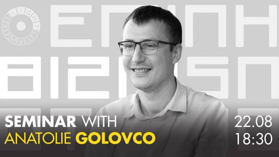 """Participă la seminarul """"The history and future of mobile"""" de Anatolie Golovco și fii la curent cu toate noutățile din lumea tehnologiilor și a telecomunicațiilor"""