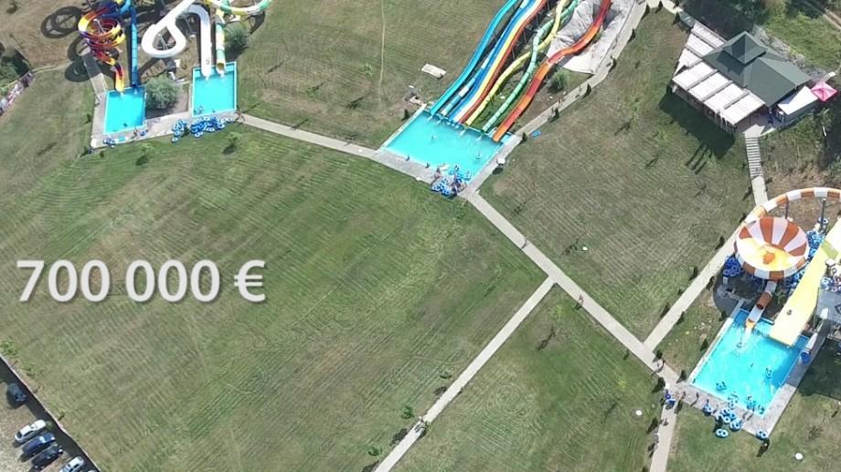 Investigație RISE. Aquaparkul de la Sociteni, finanțat pe bani obținuți din trafic de droguri