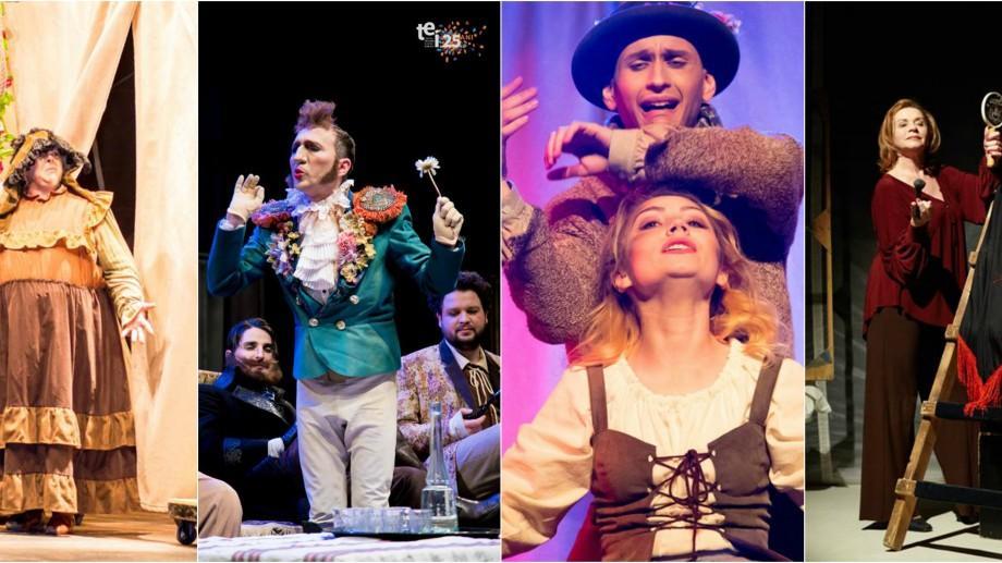 Teatrul Eugene Ionesco deschide noua stagiune. Vezi cu ce spectacole te așteaptă luna septembrie