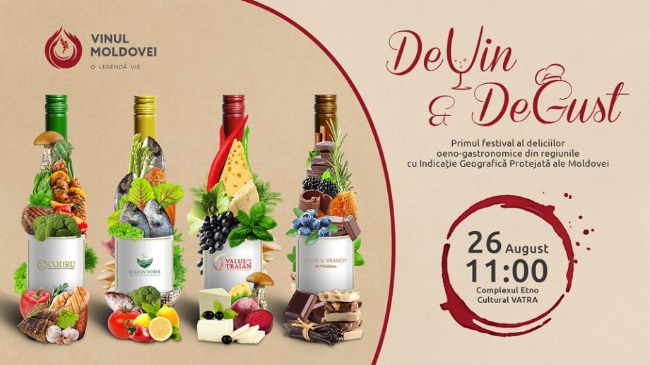 (doc) DeVin & DeGust – sărbătoarea aromelor și tradițiilor la Vatra. Iată care este programul evenimentului