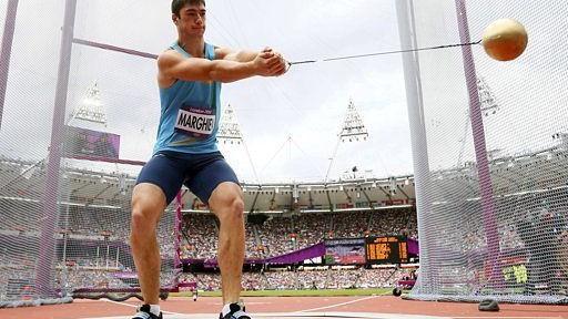 Sportivul Serghei Marghiev s-a clasat pe locul 8 la Campionatul mondial de atletism de la Londra