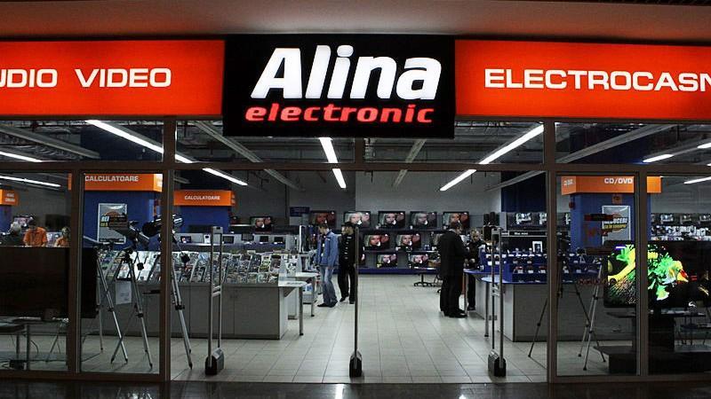 Alina Electronic se închide. Lanțul de electrocasnice și-a anunțat lichidarea de stocuri