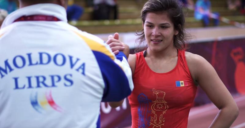 Luptătoarea Anastasia Nichita a obținut titlul de Vicecampioană mondială la tineret