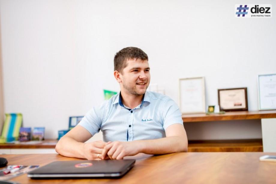 Aleg cariera IT. Andrian Mamei, despre cum e să lucrezi la stat sau câte salturi sunt de la Cangur la implementarea serviciilor digitale în Moldova