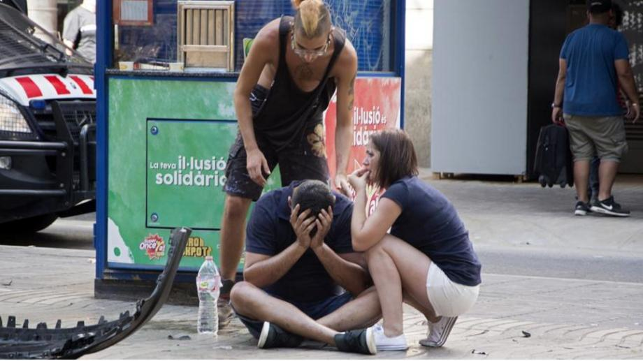 """MAEIE a lansat o linie fierbinte pentru moldovenii aflați în Barcelona. """"Le recomandăm tuturor să evite regiunea La Rambla"""""""