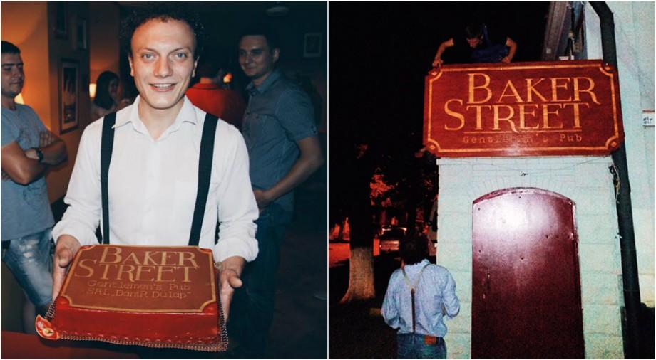 (foto) Baker Street împlinește doi ani. Cum e să fii proprietar de pub în Chișinău