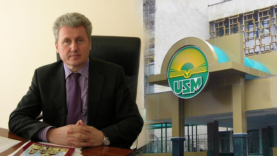 Consiliul Rectorilor cere Ministerului Educației anularea ordinelor de înmatriculare la USM. Declarația președintelui Belostecinic