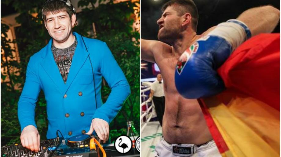 (foto) Cartea de Aur. Ziua luptător K-1, iar noaptea DJ. Maxim Bolotov, campionul care a găsit armonia perfectă dintre muzică și sport
