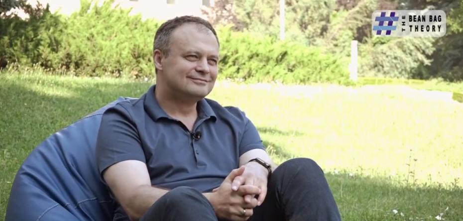 "(video) The Bean Bag Theory. Andrian Candu: ""Nu am fost tentat să consum cannabis"""