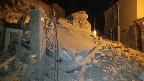 Cutremur în Italia: Potrivit informațiilor preliminare, printre victime nu se află cetățeni moldoveni