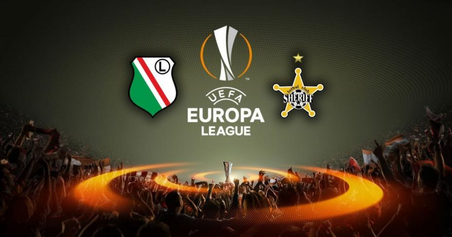 Când va juca Sheriff Tiraspol împotriva celor de la Legia Varșovia în cadrul play-off-ului Ligii Europa