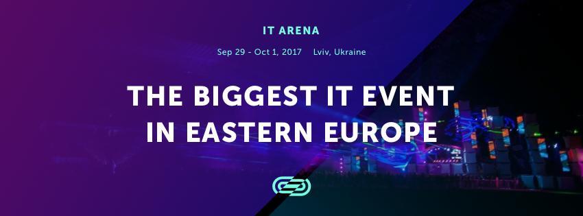 (video) Participați la Lviv IT Arena – unul din cele mai mari evenimente IT din Estul Europei