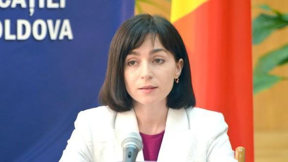 """Maia Sandu despre raportul Comisiei Europene: """"Guvernării nu-i pasă de oameni"""""""